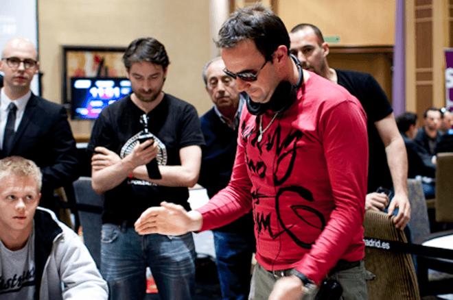 Összeállt az EPT Madrid dönő asztala: Ibañez vezet 0001