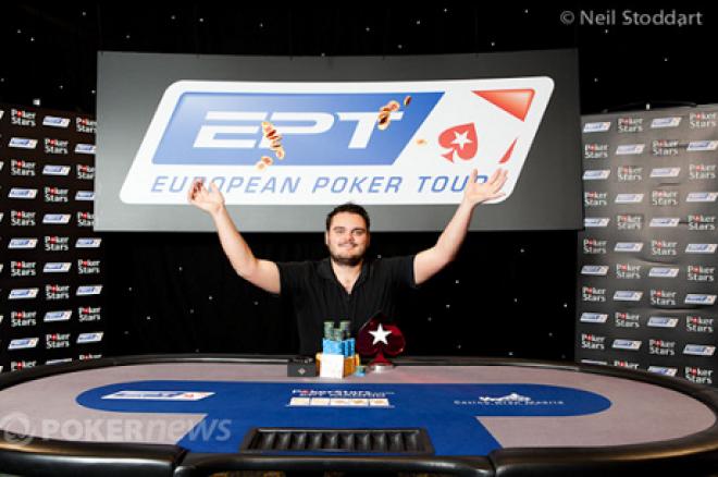 Frederik Brink Jensen vinder EPT Madrid! 0001