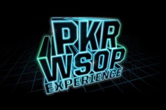 Виграй  WSOP пакет вартістю $ 4500 на PKR всього за $ 1! 0001