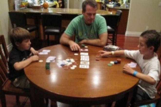Pokerio kritikas: vaikiški kliedesiai apie laisvę 0001