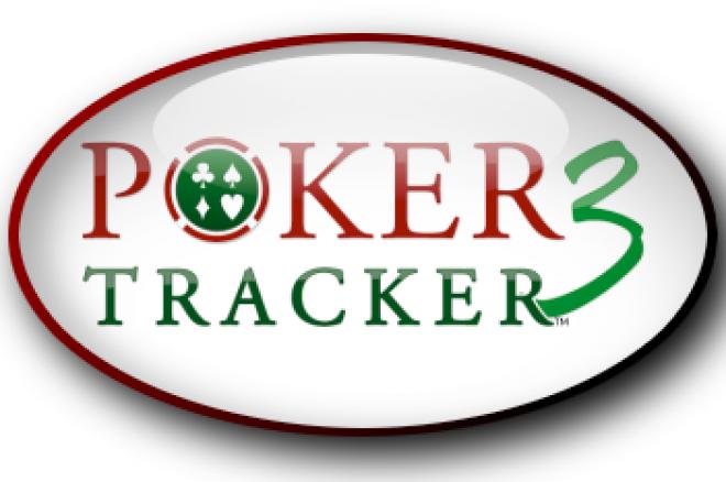 Dešinioji pokerio žaidėjo ranka - Poker Tracker programa 0001