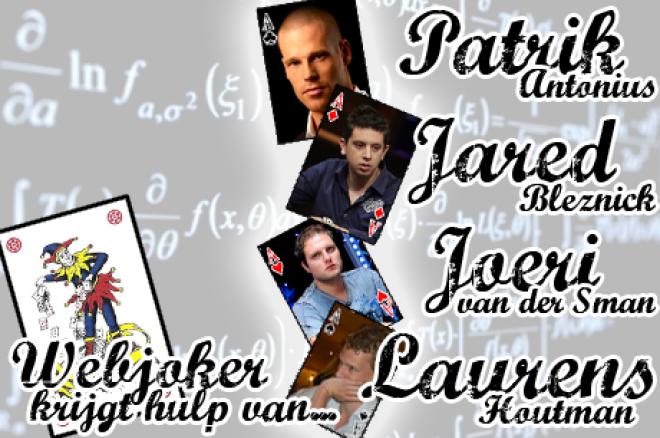 Webjoker krijgt hulp met PLO van Antonius, Bleznick, Houtman en Van der Sman (deel 2)