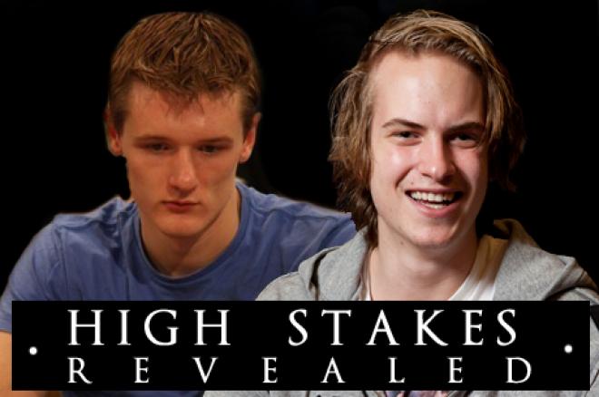 "High Stakes Revealed: Viktor ""Isildur1"" Blom wint SuperStars Showdown van Alex ""Kanu7"" Millar"