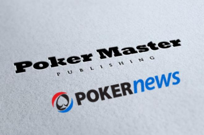 PokerNews Polska partnerem Poker Master Publishing 0001