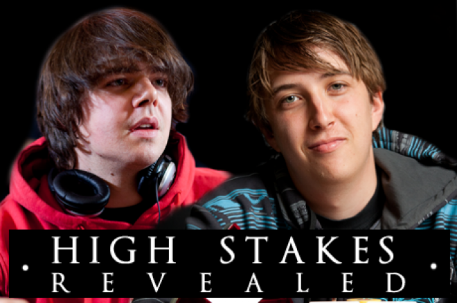 High Stakes Revealed: Ronny en Benny slopen de $100/$200