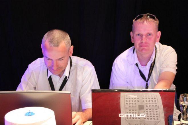 Live-reporterid Marek Kolk ja Hannes Namsing Triobet Openil