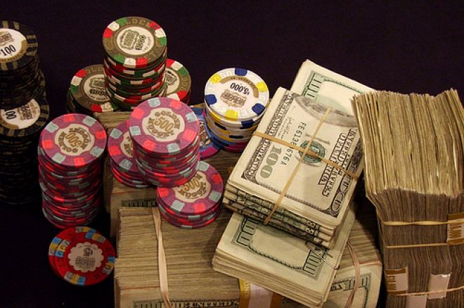 There is plenty of money being thrown around the UK live poker scene