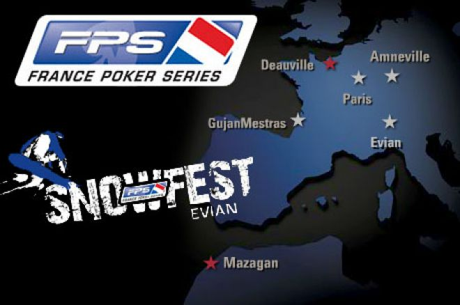 Izveštaj sa Dan 1A Main Eventa Francuske PokerSerije Snow Fest Evian 0001