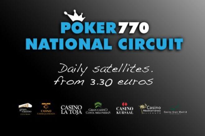 Zakwalifikuj się do Poker770 National Circuit dzisiaj i otrzymaj $50 za darmo 0001