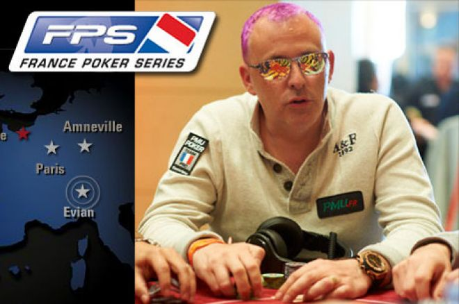 Guillaume Darcourt Predvodi Polje na Dan 2 Main Eventa FPS SnowFesta Evian 0001