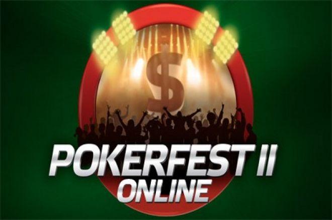 PartyPoker nedēļas ziņas: Pokerfest atgriežas, Bad Beat Jackpot u.c. 0001