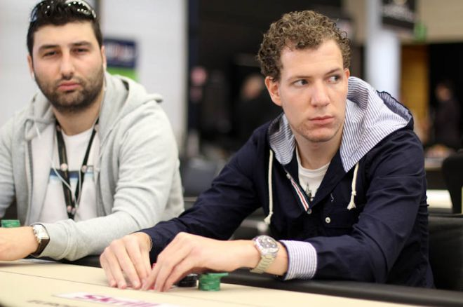 PokerStars.com EPT Campione: Geen enkele Nederlander overleeft dag 1A
