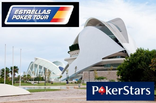 Estrellas Poker Tour'il Valencias osaleb kolm eestlast 0001