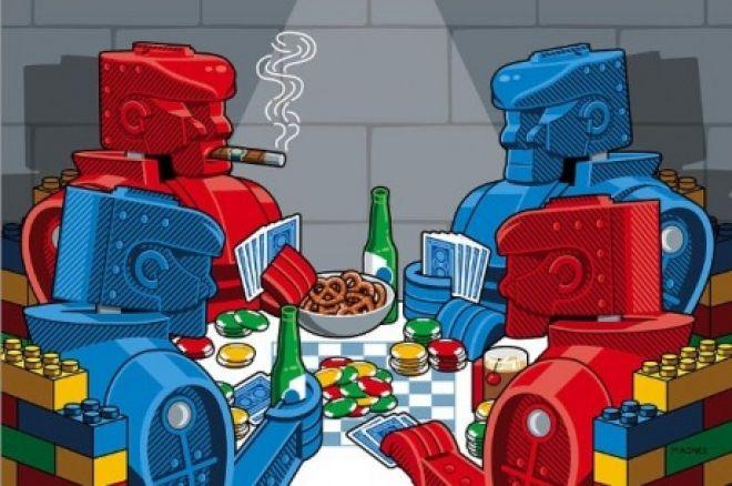 Pro Blogovi: Nema Igre Za Robote -- Alec Torelli 0001