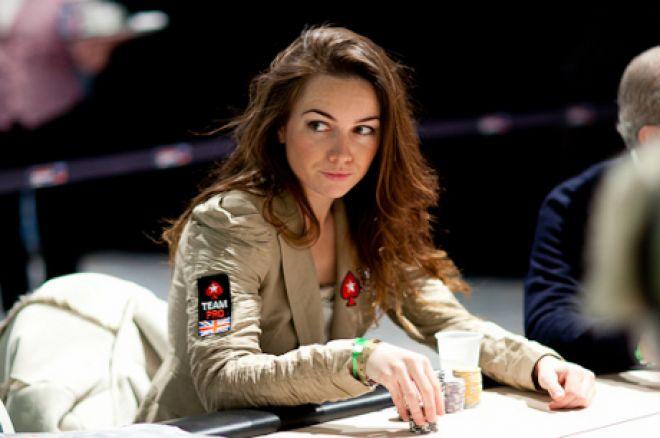 Team PokerStars Pro Liv Boeree (Photo: Neil Stoddart)