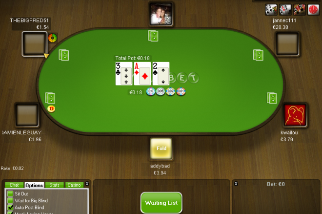 Qualify for Unibet Open Paris for as Little as €0.80! 0001