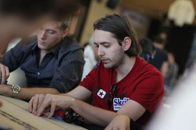 PokerStars.com EPT Campione: De Visscher en Refos als enige door naar dag 3