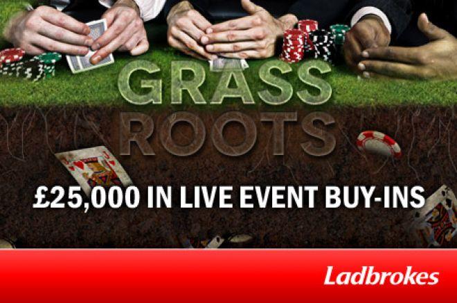 Ladbrokes £25,000 Grass Roots