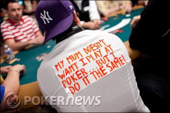 Новости дня: 1 апреля на PokerStars, неугомонный... 0001