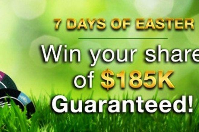 Подготовка за Великден от днес до 8 април в Everest Poker 0001