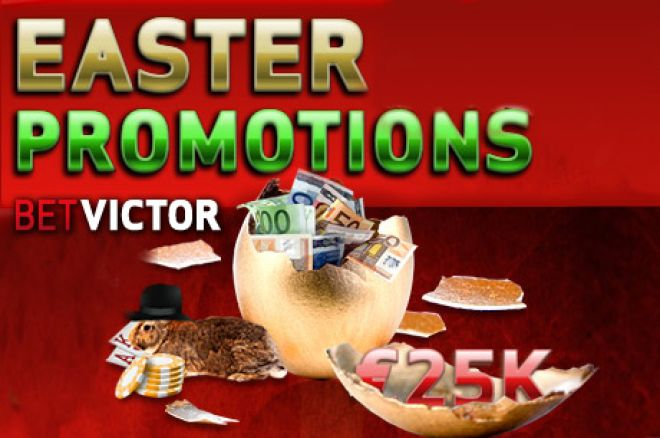BetVictor Easter Promos