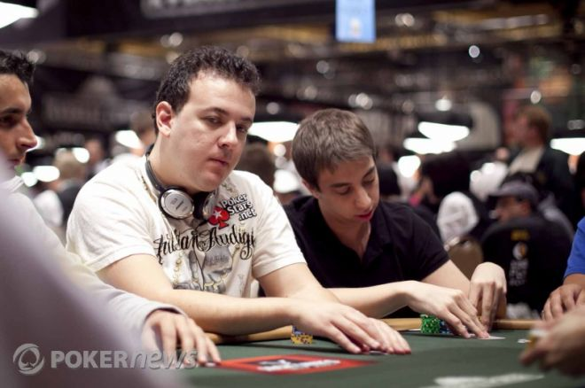 PokerNews PROFile -  Alexandre Gomes