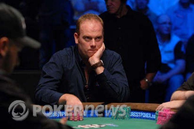 PokerNews PROfile - Marty Smyth
