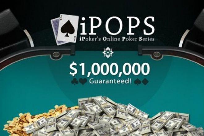 Един милион гарантирани ви очакват в IPOPS сериите... 0001
