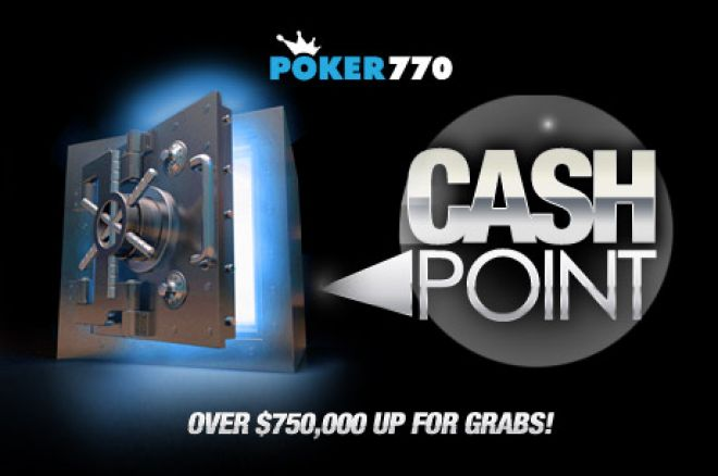 Earn Your Share of $80,000 Every Week in the Poker770 Cash Point Promotion 0001
