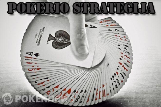 Strategijos pradžiamokslis: Super-Turbo Sit&Go turnyrai 0001