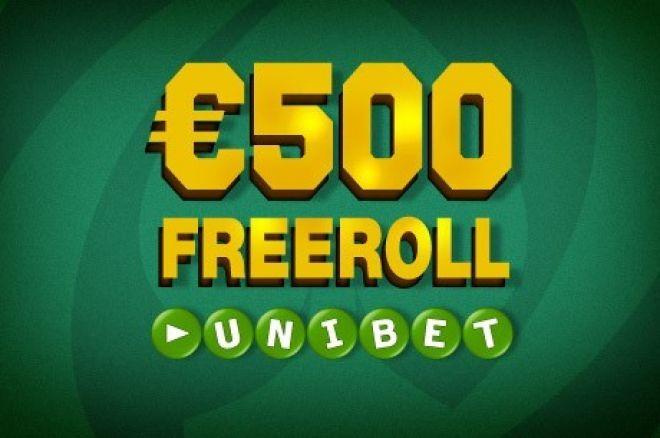 € 6,000 у спеціальних фріролах та турнірах для нових гравців  Unibet 0001