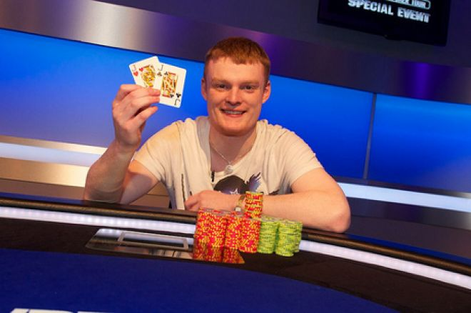 Mathew Frankland (Photo: PartyPoker Blog)
