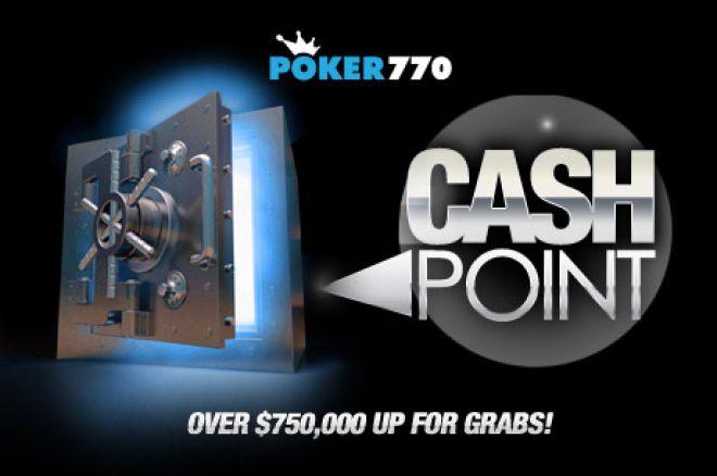 $80 000 i premier hver uke ved Poker770 Cash Point 0001