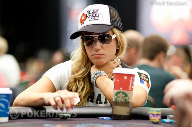 PokerNews PROfile - Vanessa Rousso