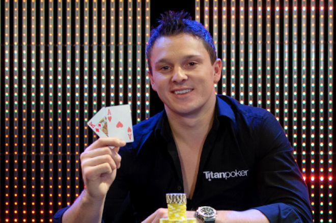 Sam Trickett will be flying the British flag