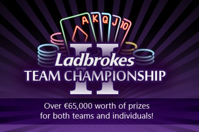 €65K Ladbrokes Team Championship