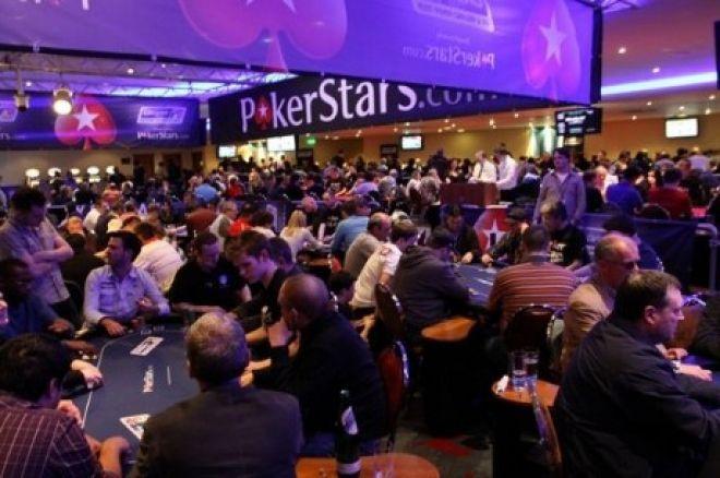 Ken Isaksen leder etter PokerStars UKIPT dag 1b 0001