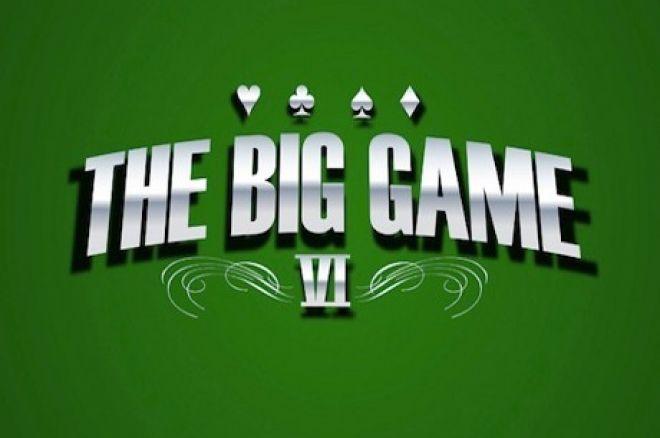 O Party Poker Big Game VI Está em Altas 0001