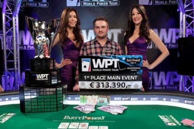 Morten Christensen:WPT Vienna 新科冠军 0001