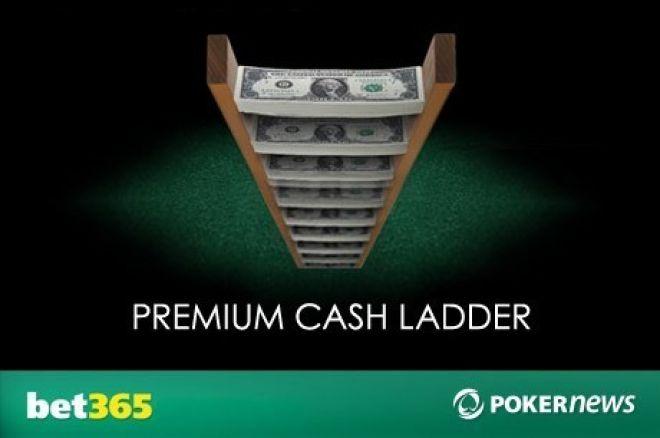 Вигравай щотижня до $ 1,000 в промо-акції Premium Cash Ladder... 0001