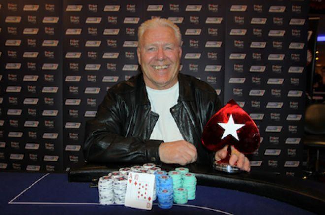 Robert Baguley (Photo: Mickey May / PokerStars Blog)