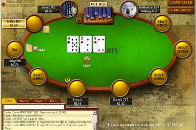 PokerStars vs. PTR