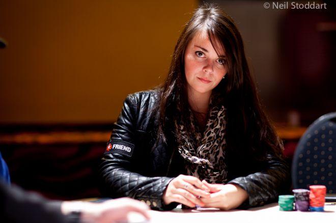 EPT Berlijn - Brummelhuis aan kop, Charlotte Van Brabander debuteert op de EPT 0001