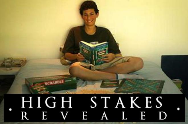 High Stakes Revealed:  Scrabble kampioen wint tonnen