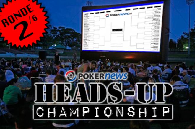 PokerNews.nl Heads-Up Championship Ronde 2: breng nu je stem uit!