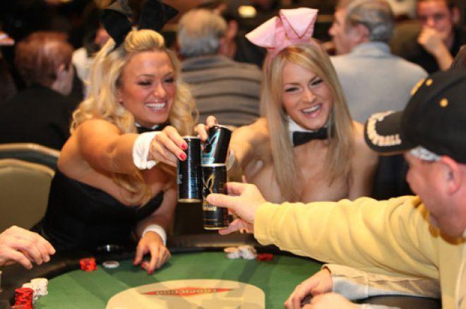 Енергийните напитки по време на покер игра - за или... 0001