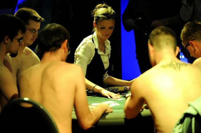 стрип покер