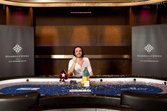 PokerStars.com EPT Berlin döntő: Davidi Kitai a bajnok 0001