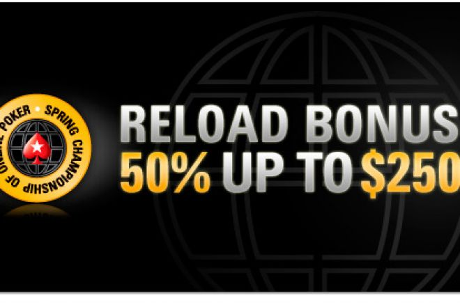 scoop reload bonus