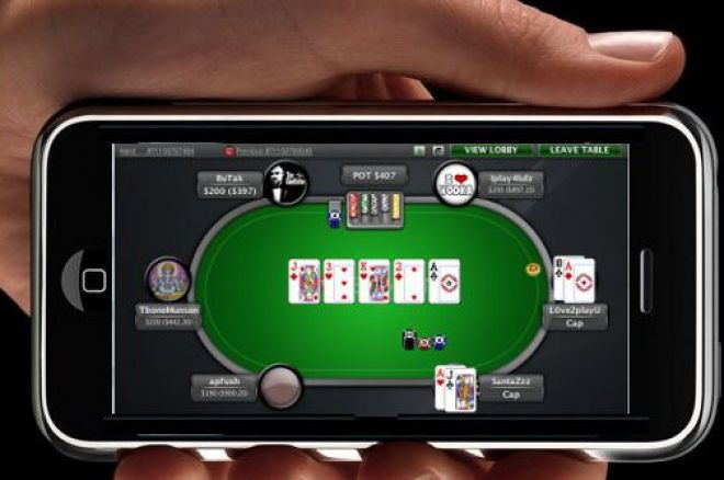 pokerstars for iphone
